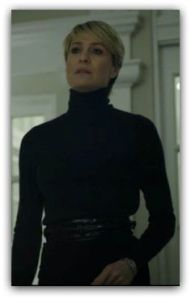 Claire Underwood Turtleneck